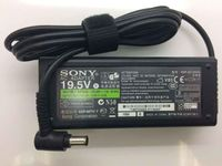 AC Adapter Charger For Sony 19.5V-4.7A (90W) Round DC Jack 6.5*4.3mm w/pin inside Original
