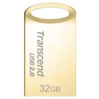 TRANSCEND 32GB JetFlash 510, серебристый