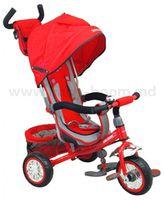 Baby Mix Трицикл UR-ET-B37-5 красный