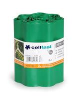 Бордюр огородно-газон. 20см х 9м  (зел.) Cellfast