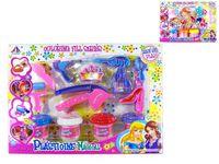 """купить Набор креативный """"Plastilin Princess"""", 35X25X7cm в Кишинёве"""