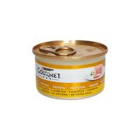 Gourmet Gold pateu din pui 85 gr