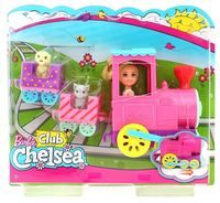 Barbie Chelsea Choo-ChooTrain (FRL86)