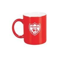 """Чашка """"Moldova"""" - Красная"""