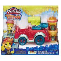 Hasbro Play-Doh Town Fire Truck (B3416)