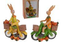 """купить Сувенир """"Кролик на велосипеде"""" 8.8X4.5X11cm в Кишинёве"""