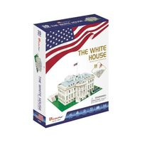 3D PUZZLE The White House