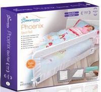 Dreambaby F719 Защитный барьер на кровать (110 х 45,5 см.) белый