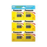 Батареки PANASONIC LR03REB2B12R
