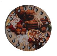 Cerc din lemn,12 cm