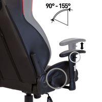 Офисное кресло Новый стиль Hexter MX R1D Tilt PL70 Eco/02 Black/Red