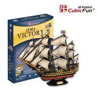 CubicFun пазл 3D HMS Victory