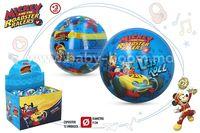 "Color Baby 48284 Мяч ""Mickey"" (9 см.) в асс."