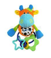 "Baby Mix EF-TE-9687 N-16 Игрушка для путешествий ""Жираф"""