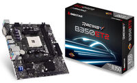 Biostar RACING B350ET2, Socket AM4