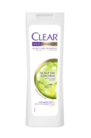 Шампунь против перхоти Clear Scalp Oil Control, 400 ml
