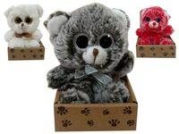 купить Игрушка мягкая Медвежонок с большими глазами в Кишинёве