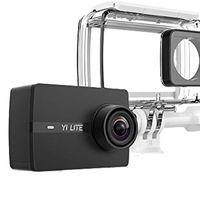 Xiaomi Yi Lite Action Camera + Case Kit, Black