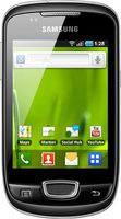 Samsung Galaxy Mini GT-S5570 (Steel Gray)
