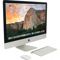 Sistem All in One Apple iMac ME088RS/A Silver