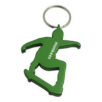 Брелок Munkees Bottle Opener - Skateboarder, 3494