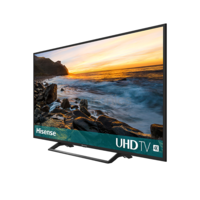 """50"""" LED TV Hisense H50B7300, Black (3840x2160 UHD, SMART TV, PCI 1600Hz, DVB-T/T2/C/S2) (50'' DLED 3840x2160 UHD, PCI 1600 Hz, SMART TV (VIDAA U3.0 AI OS), 3 HDMI 2.0, 2 USB (foto, audio, video), Display color depth 8bit+FRC, HDR10, HLG, Wi-Fi (802.11ac, dual-band (2.4G and 5G), DVB-T/T2/C/S2, OSD Language: ENG, RU, RO, Vioce control, Speakers 2x10W Dolby Audio, VESA 300x200, 13.3Kg)"""