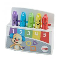 Fisher Price Creioane Educative LearnLaugh, rom