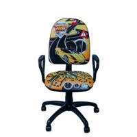 Детское компьютерное кресло Prestige Car Races (Lux 50 AMF 1)
