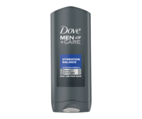 Гель для душа Dove Men Care Hydration Balance, 400 мл