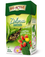 Чай зеленый Big Active with Opuntia, 100 гр