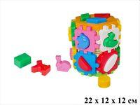 Teхнок-Интелком Куб Умный малыш