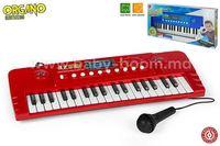 Color Baby 43592 Пианино с микрофоном в асс.