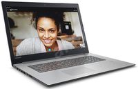 "Lenovo IdeaPad 320-17IKB Platinum Gray 17.3"" HD+ (Intel® Core™ i3-7100U up to 2.40GHz (Kaby Lake), 4GB DDR4 RAM, 500Gb HDD, GeForce® 920MX 2Gb, DVDRW, CardReader, WiFi-N/BT4.1, 0.3M WebCam, 2cell, RUS, DOS, 2.2kg)"