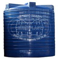 cumpără Rezervor apa 10000 L vertic.ov.(albastru) 242х242 în Chișinău