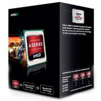 CPU AMD SFM2 A-Series A6-5400k (3.60GHz, 1Mb L2, HD7480), Box