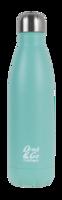 Sticlă/termos Coolpack Pastel, verde/turcoaz