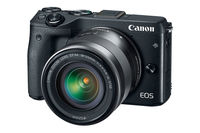 Canon EOS M3 KIT + EF-M 18-45 IS STM