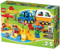 Lego Camping Adventure (10602)