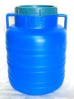 cumpără Bidon 60 l albastru (H-0.62m/W-0,37m) în Chișinău