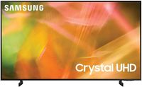 TV LED Samsung UE55AU8000UXUA, Black