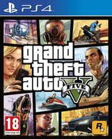 Gamedisc GTA V for Playstation