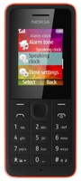 Nokia 106, Red
