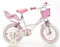 """Dino Bikes Hello Kitty 12"""" 152 NL-HK"""
