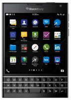 BlackBerry Passport, Black