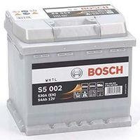 АКБ Bosch S5 12V 54Ah 530EN 207x175x190 -/+ BOSCH