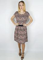 Платье NAF NAF Принт BENR145A
