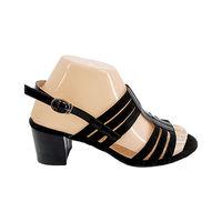 Sandale Dame cu toc (36-40) negru /8