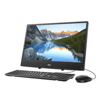 "Dell AIO Inspiron 3280 Black (21.5"" FHD IPS Core i3-8145U 2.1-3.9GHz, 8GB, 1TB, W10Pro)"