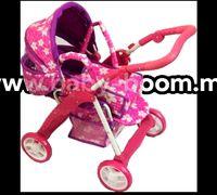 Baby Mix ME-9388S-M1707W Коляска для куклы
