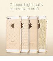 Hoco Defender Series PC case iphone 5/5s, Gold